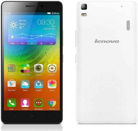lenovo a7000 turbo buy lenovo a7000 turbo white 16 gb at best price with great