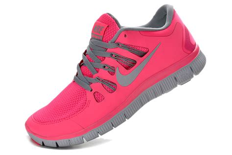 nike coral running shoes cheap sale nike free 5 0 womens coral light gray running