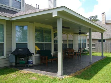 Attached Patio Cover Plans design patios photo gallery
