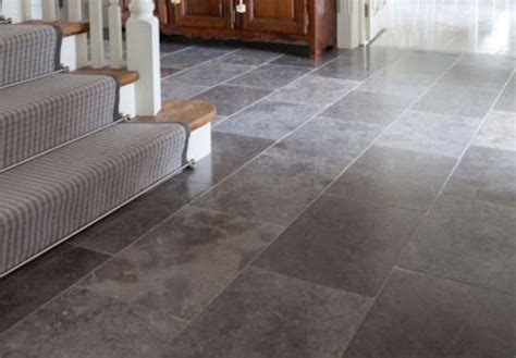 Quot luna grey travertine filled and honed tiles and pavers quot