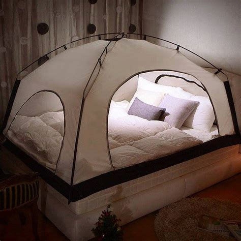 Indoor Bed Tent   Home Design, Garden & Architecture Blog