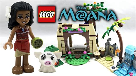 Lego Moana lego disney moana island adventure set review 2017 set