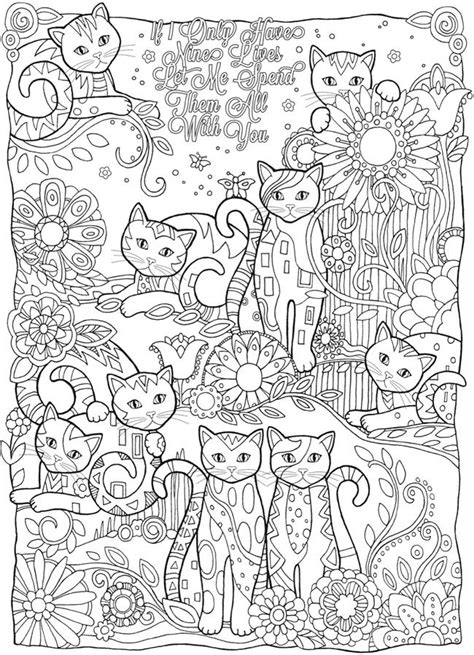 creative cats color by number coloring book coloring books welcome to dover publications creative creative cats
