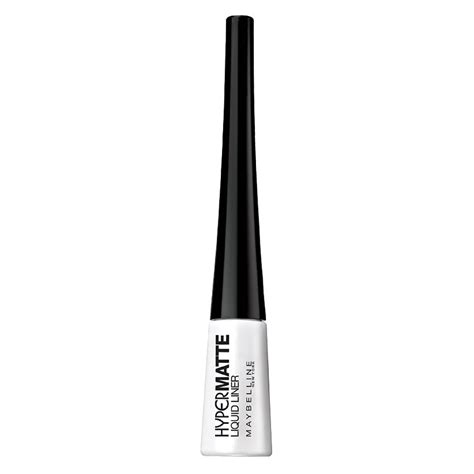Eyeliner Maybelline Hyper Mate by Maybelline Eyeliner Hyper Matte Black Makeup 3 Grams