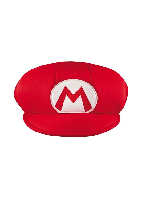 How To Make A Mario Hat Out Of Paper - mario hat