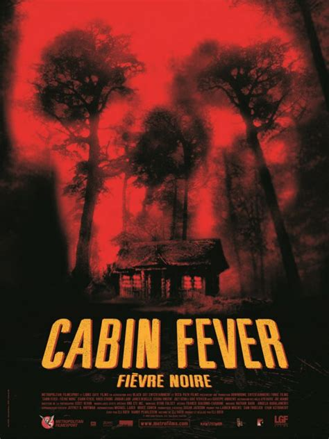 cabin fever remake to recycle original script yahoo news