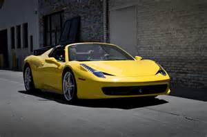 458 Italia Yellow File Yellow 458 Italia Spider Jpg