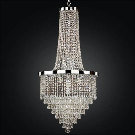 Entryway Crystal Chandelier Spellbound 605 Glow 174 Lighting Glow Lighting Chandeliers