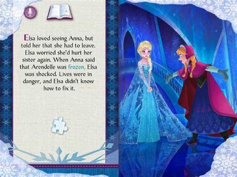 Disney Frozen The Storybook storybook