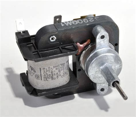 evaporator fan motor location refrigerator evaporator fan motor part number 4389147