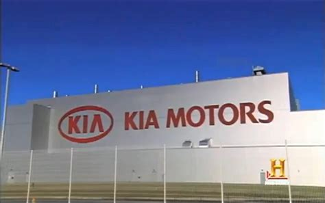 Kia Motors Manufacturing Kia Gets Flamed Closes Factory The About Cars