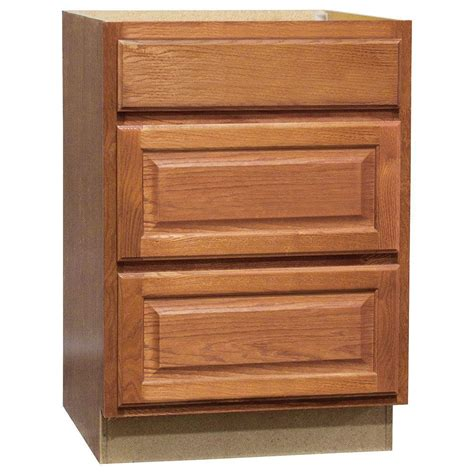 Cabinet Door Glides Hton Bay Hton Assembled 24x34 5x24 In Drawer Base Kitchen Cabinet With Bearing