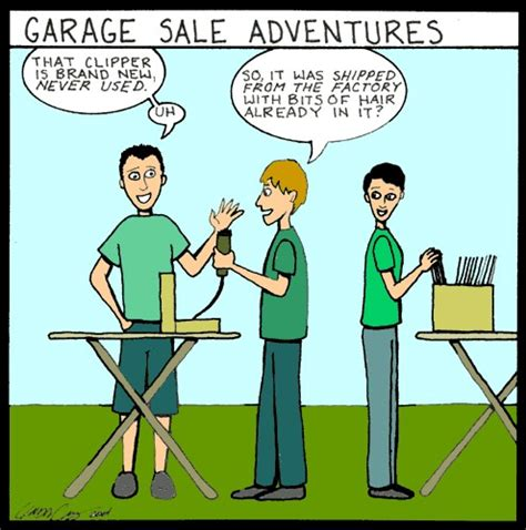 Garage Saling Tips by The Shively June 2009