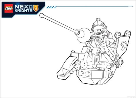 Lego Nexo Knights Lance Coloring Page Free Coloring Pages Online Coloring Therapy Proven Effective Eliminating Among Fibromyalgia Sufferers
