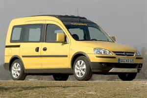 Opel Combo Parts Opel Combo Tr Technical Details History Photos On