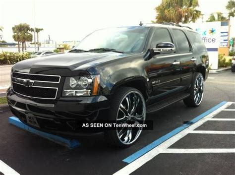 2011 Chevy Tahoe Loaded On 28