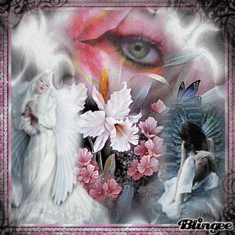 imagenes goticas de angeles tristes angeles tristes fotograf 237 a 120777735 blingee com