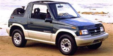 new and used suzuki sidekick: prices, photos, reviews