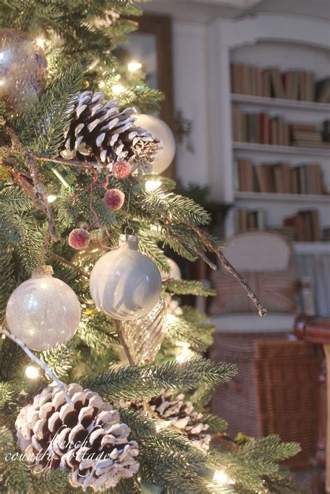 Country Ornaments For Trees - in the cottage country cottage