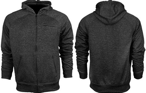 Zipper Hoodie Overlord Hitam rvca hoodies fall 2012 collection