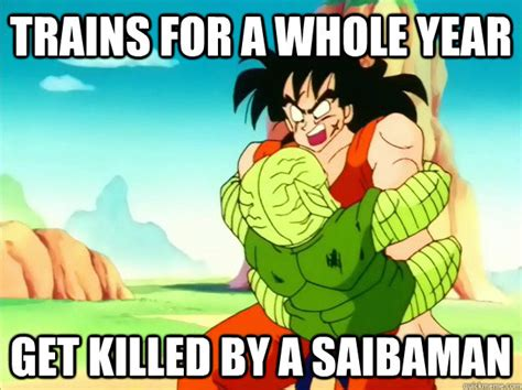 Dragon Ball Z Meme - dragon ball memes 16 quirkybyte