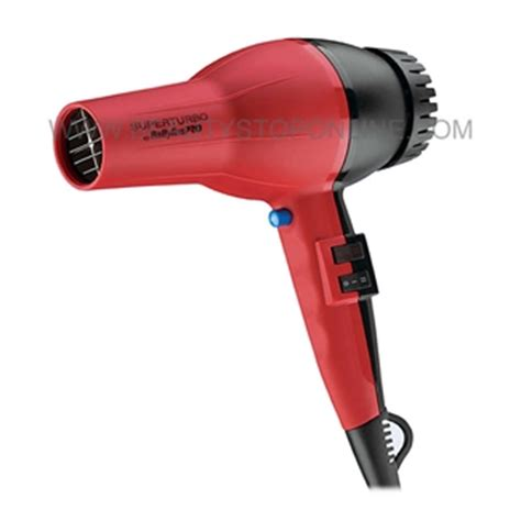 2000 Watt Hair Dryer babyliss pro turbo 2000 watt hair dryer bab307 stop