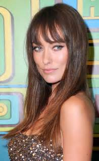 bangs hair the best and worst haircuts for a round face shape women