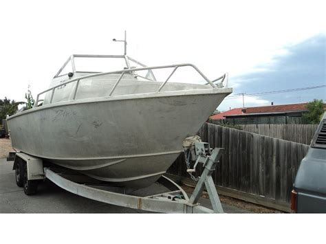 7 metre boats for sale aluminium 7 1 metre for sale trade boats australia