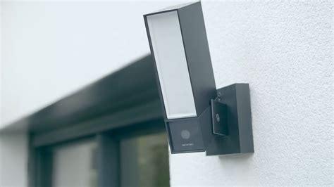 security camera outdoor light fixture netatmo presence outdoor camera review iot roadmap