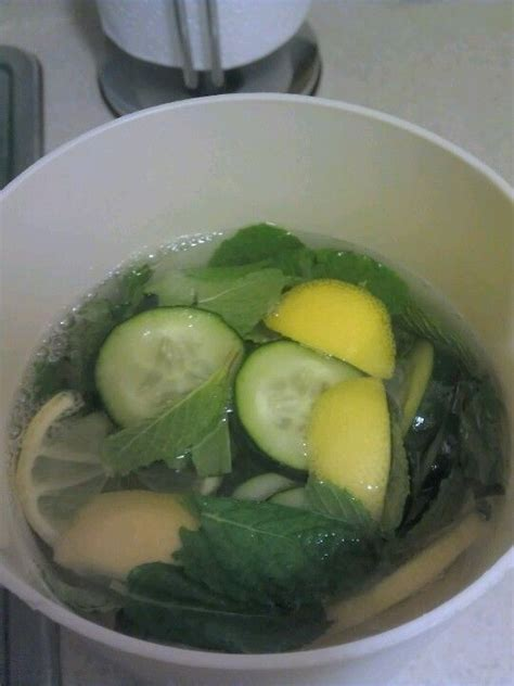 Green Tea Lemon Cucumber Detox by The World S Catalog Of Ideas