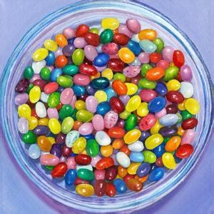Now N Laters Gum Drops Jelly Beans by Jelly Bean
