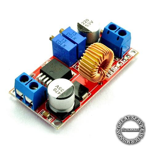 Kit Dual Auto Buck Boost Step Up Xl6009 Converter lm2596 dc dc adjustable step module with digital