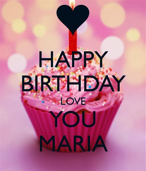 imagenes happy birthday maria happy birthday maria wishes quotes cake images memes