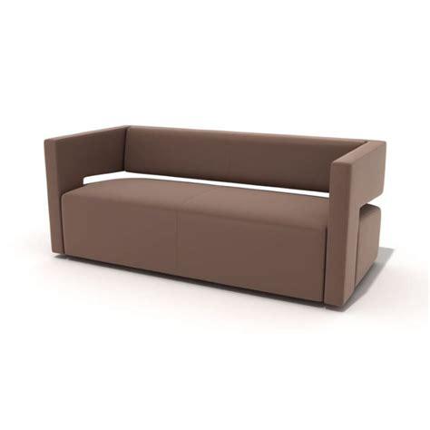 Modern Designed Sofa Couch 3d Model Cgtrader Com Model Sofa Modern