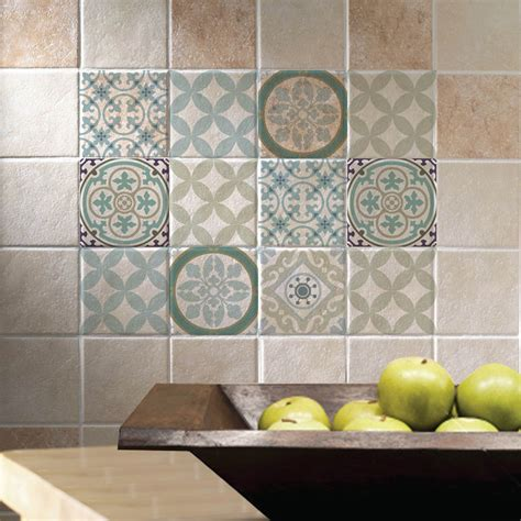 Bathroom Tile Vinyl Stickers Mix Tile Decals Kitchen Bathroom Tiles Vinyl Floor Tiles