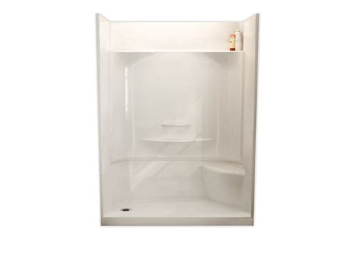 Home Depot Canada Shower Stalls Maax Essence 60 Inch X 30 Inch 4 Shower Stall In
