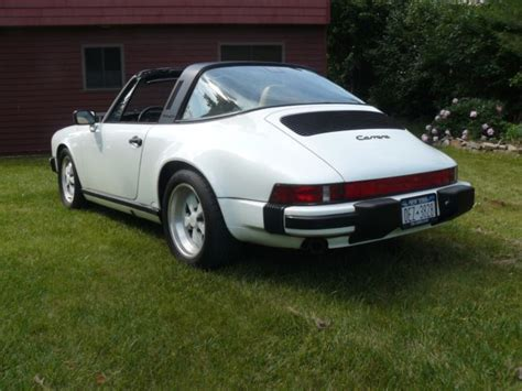 old car owners manuals 1989 porsche 911 interior lighting 1989 porsche 911 targa original 33 600 miles