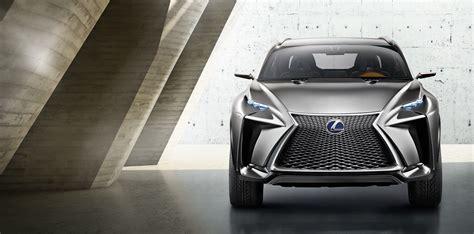 sunrise auto upholstery lexus cars news lf nx concept revealed