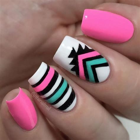 ideas  diamond nail designs  pinterest