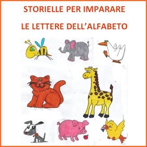 come insegnare le lettere ai bambini studiamando liberamente storielle per imparare le lettere