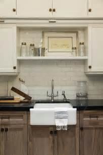 Black The Sink Shelf by Walk In Pantry With Soapstone Countertops Transitional
