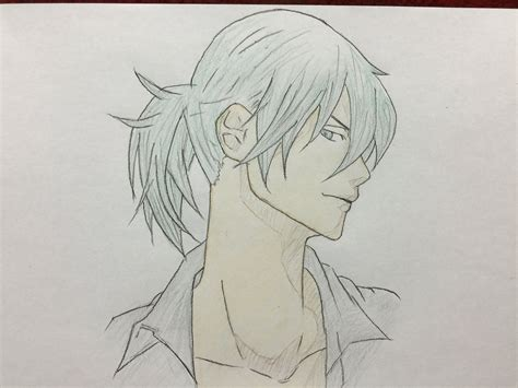 drawn from the archive handsome anime guys drawing archives drawings inspiration