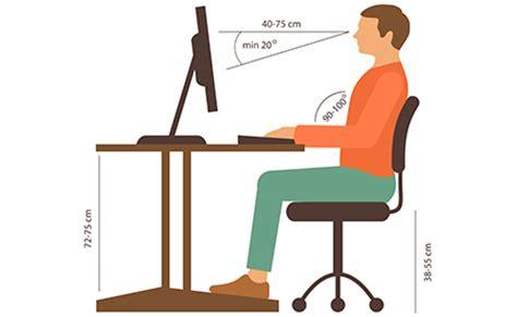 altezza scrivanie scrivanie regolabili in altezza una scelta di salute