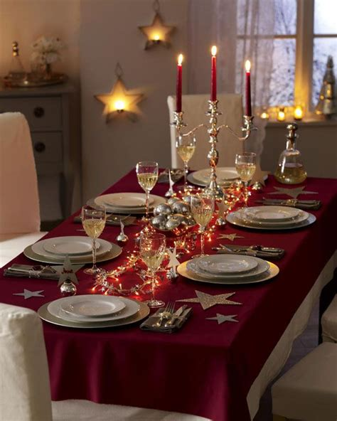 best 25 christmas dinner tables ideas only on pinterest