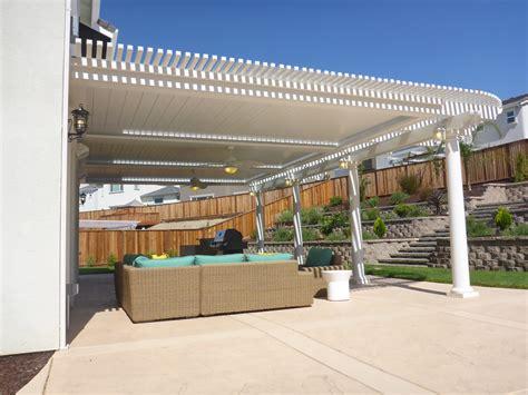 Fiberglass Patio Cover Fiberglass Columns Upgrade Sacramento Patio Covers