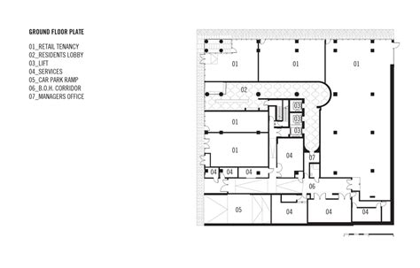 floor plans for sheds lilli apartments australian design review