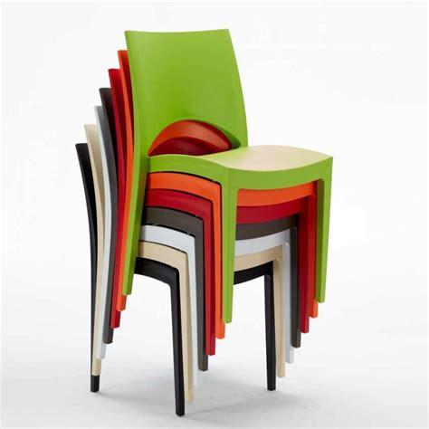 sedie propilene offerta 24 sedie da bar ristorante in polipropilene