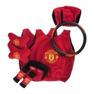 Bantal Mobil 3in1 Bordir Manchester United Manchester United 1 4 Liverpool