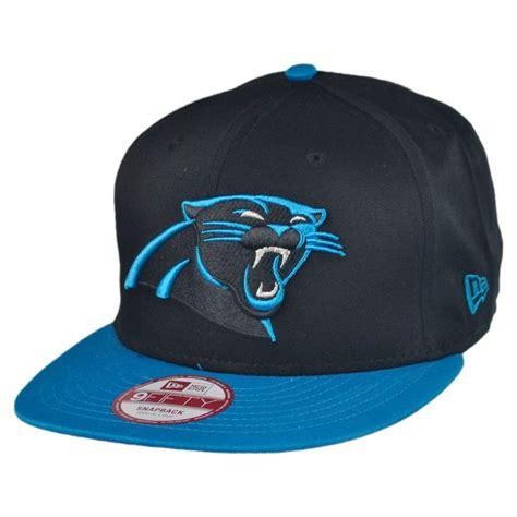 nfl hats new era new era carolina panthers nfl 9fifty snapback baseball cap