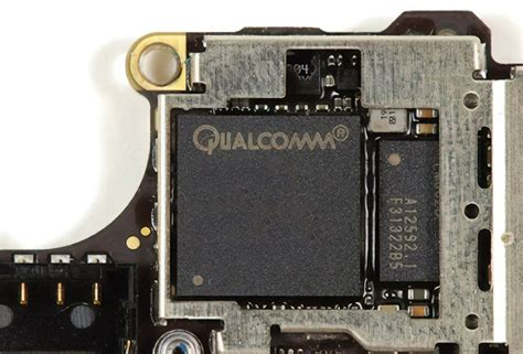 qualcomm believes future apple iphones will no longer feature its lte chips